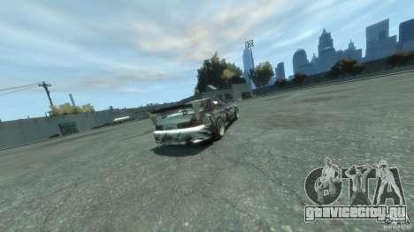 Toyota Soarer Tokage Crew для GTA 4 вид сзади слева