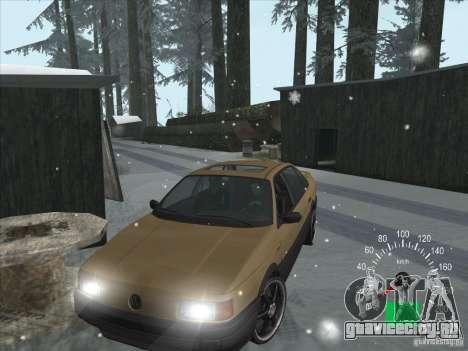 Volkswagen Passat B3 для GTA San Andreas вид слева