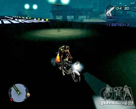 Not ENB для GTA San Andreas седьмой скриншот