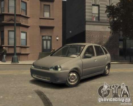 ВАЗ-1119 Калина для GTA 4