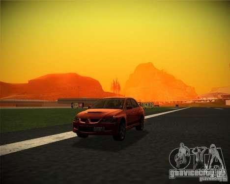 ENBSeries by Sashka911 v4 для GTA San Andreas шестой скриншот