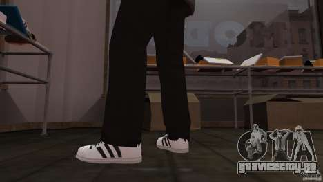 Adidas Superstar 80s для GTA 4 третий скриншот