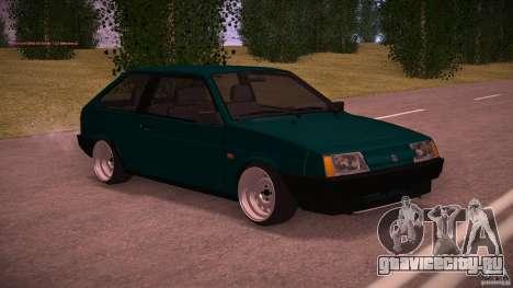 ВАЗ 2108 Low Classic для GTA San Andreas вид слева