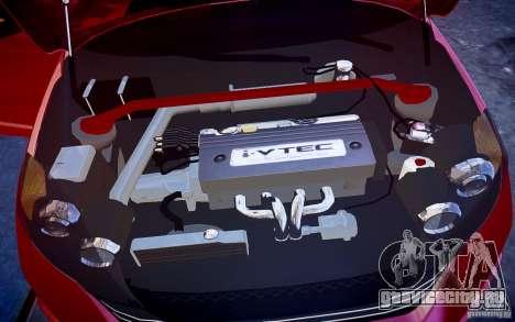 Honda CR-V Light Tuning для GTA 4 вид сверху