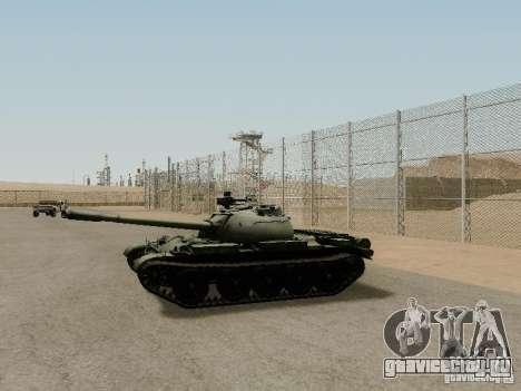 Type 59 для GTA San Andreas вид слева