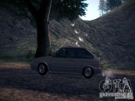 Ваз 2113 Сток для GTA San Andreas вид слева