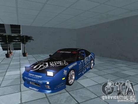 Nissan RPS13 Drift Spec для GTA San Andreas