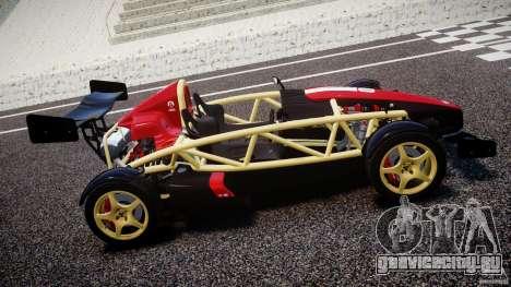 Ariel Atom 3 V8 2012 Custom Mugen для GTA 4 вид слева