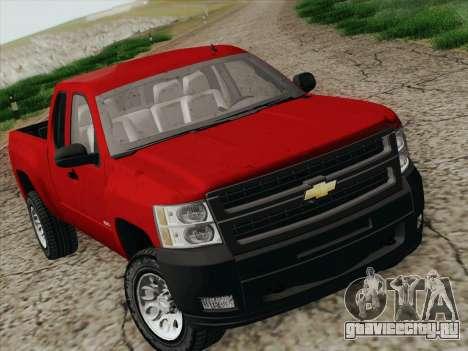 Chevrolet Silverado 2500HD 2013 для GTA San Andreas