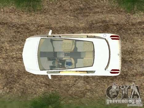 Renault Vel Satis для GTA San Andreas вид справа