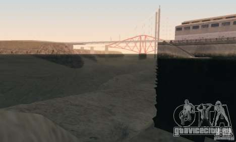 Ghetto ENBSeries для GTA San Andreas шестой скриншот