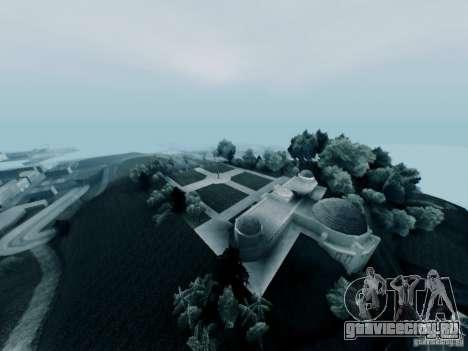 Setan ENBSeries для GTA San Andreas шестой скриншот