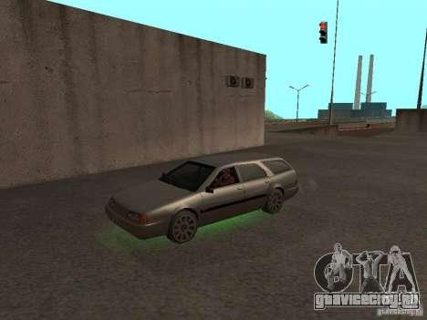 Neon mod для GTA San Andreas третий скриншот