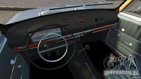 ВАЗ-2101 Stock для GTA 4 вид сзади