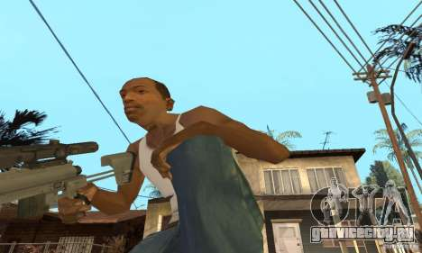 Интервеншн из Call Of Duty Modern Warfare 2 для GTA San Andreas шестой скриншот