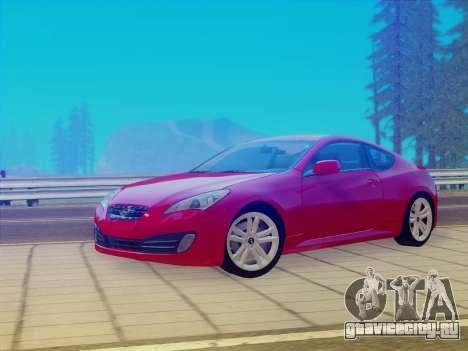 ENB v1.2 by TheFesya для GTA San Andreas седьмой скриншот
