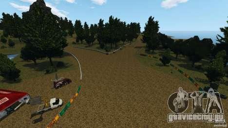 DiRTY - LandRush для GTA 4 четвёртый скриншот