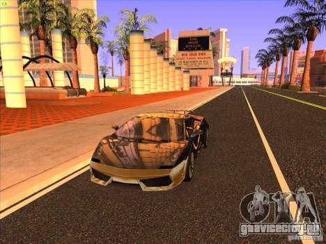 Lamborghini Gallardo Underground Racing для GTA San Andreas