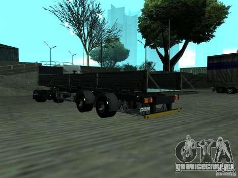П/П MTM 933001 для GTA San Andreas вид слева