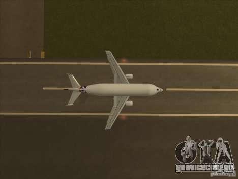 Airbus A300-600ST Beluga для GTA San Andreas вид справа