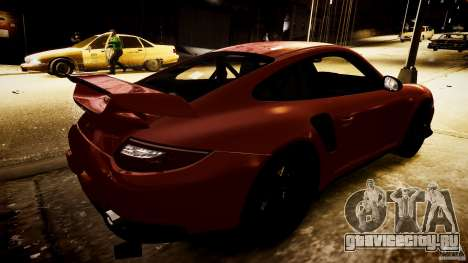 Porsche 911 GT2 RS 2012 для GTA 4 вид слева