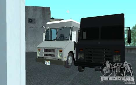 Chevrolet Step Van 30 (1988) для GTA San Andreas