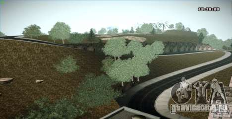 ENB Graphics Mod Samp Edition для GTA San Andreas пятый скриншот