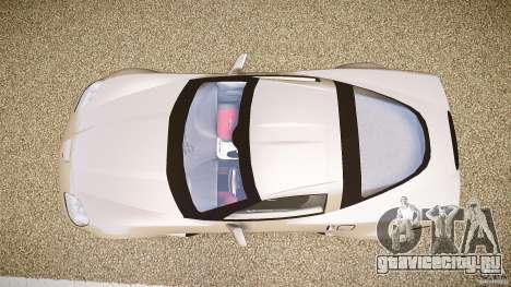 Chevrolet Corvette Z06 1.1 для GTA 4 вид справа