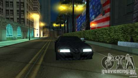 Elegy Carbon Style V 1.00 для GTA San Andreas вид слева