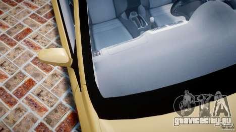 Honda Civic Type R 2005 для GTA 4 вид снизу