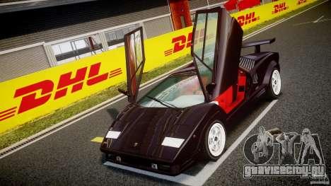 Lamborghini Countach v1.1 для GTA 4
