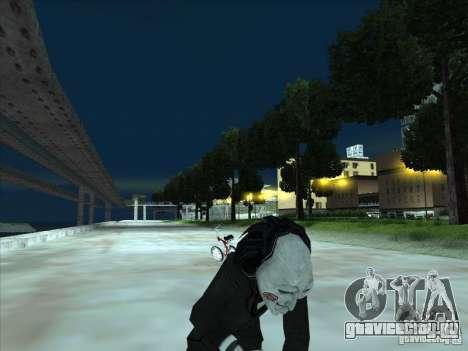 Saw для GTA San Andreas шестой скриншот