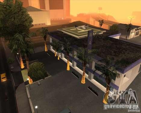 Украшение автосалона Wang Cars для GTA San Andreas