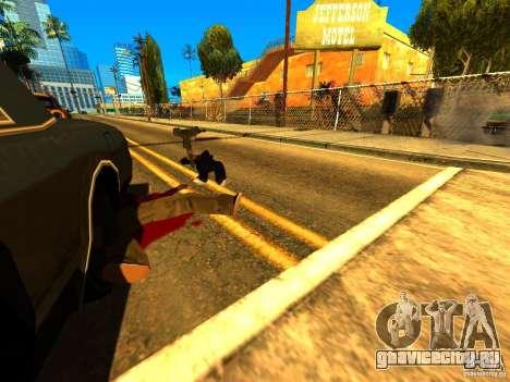 Real Kill для GTA San Andreas второй скриншот