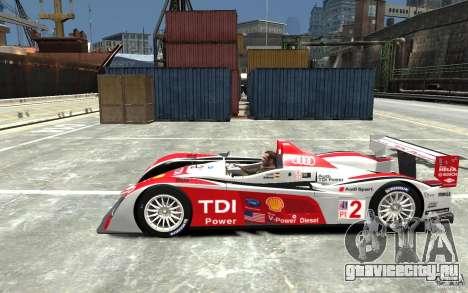 Audi R10 TDI для GTA 4