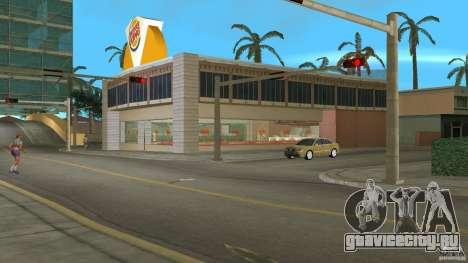 Burgerking-MOD для GTA Vice City второй скриншот