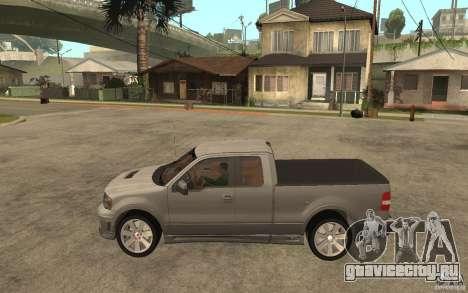 Saleen S331 Super Cab для GTA San Andreas вид слева