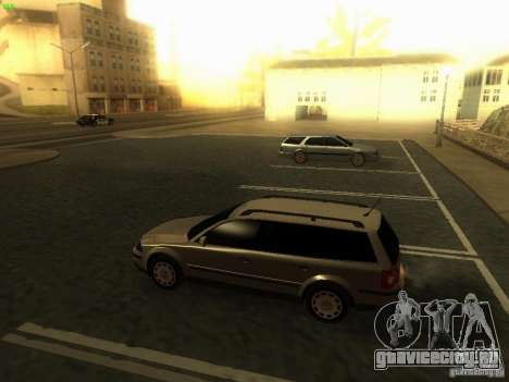 Vw Passat B5.5 Wagon 1.9 TDi для GTA San Andreas вид слева