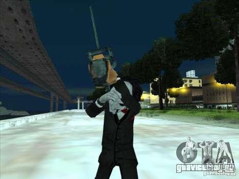 Saw для GTA San Andreas пятый скриншот