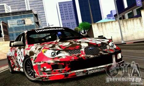 Subaru Impreza WRX STi Gymkhana для GTA San Andreas