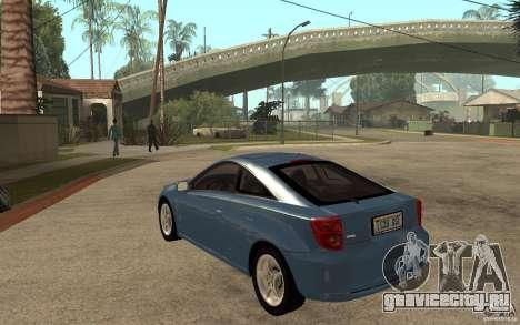 Toyota Celica SS2 для GTA San Andreas