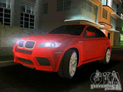 BMW X6M для GTA Vice City