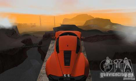 ENBSeries by dyu6 Low Edition для GTA San Andreas