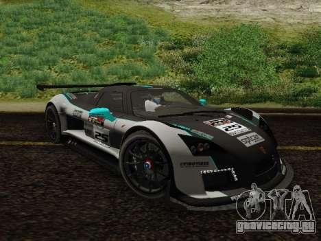 Gumpert Apollo S 2012 для GTA San Andreas