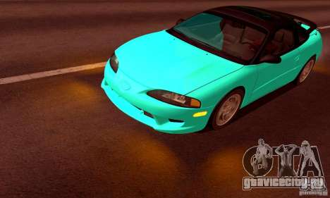 Eagle Talon TSi AWD 1998 для GTA San Andreas