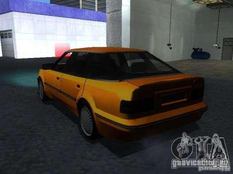 Ford Sierra Mk1 Sedan для GTA San Andreas вид слева