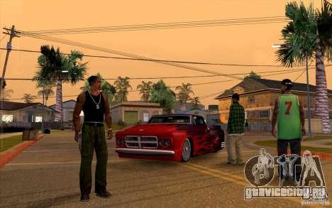 Автосохранение для GTA San Andreas третий скриншот