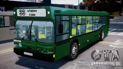 МАЗ 103 для GTA 4