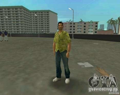 Tommy в HD качестве + новая модель для GTA Vice City третий скриншот