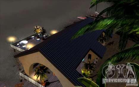 Пляжный клуб для GTA San Andreas седьмой скриншот